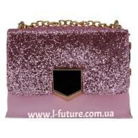Женский Клатч Арт.9386 Цвет Розовый