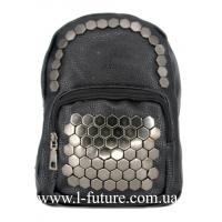 Женский рюкзак Арт. G-011 Цвет Чёрный