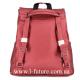 Женская Сумка-Рюкзак Арт. 917-2 Цвет Бордо