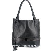 Женская Сумка Арт. F 925-2 Цвет Чёрный