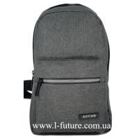 Мужская сумка через плечо Арт. 8287 Цвет Серый