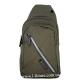 Мужская сумка через плечо Арт. 6293 Цвет Болотный