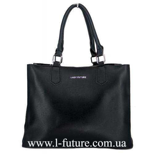 Женская Сумка Арт. F 8135 Цвет Чёрный