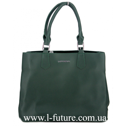 Женская Сумка Арт. F 8135 Цвет Зелёный