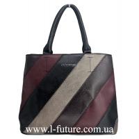 Женская Сумка Арт. M 8127 Цвет Чёрный