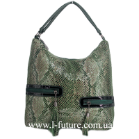 Женская Сумка Арт.T-5806 Цвет Зелёный