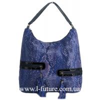 Женская Сумка Арт.T-5806 Цвет Синий