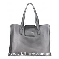 Женская Сумка Арт. F 8121 Цвет Серебро