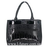 Женская Сумка Арт. 3751 Цвет Чёрный