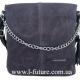 Женская Cумка Арт.838-6 Цвет Серый