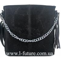 Женская Cумка Арт. 838-6 K Цвет Чёрный