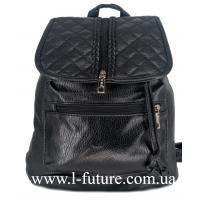 Женский рюкзак Арт.1026-9 Цвет Чёрный