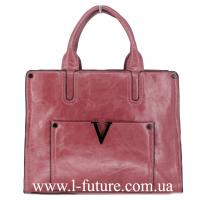 Женская Сумка Арт.7508-1 Цвет Розовый