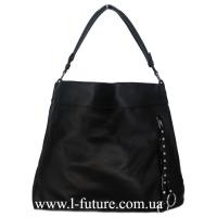 Женская Сумка Арт.F 8187 Цвет Чёрный