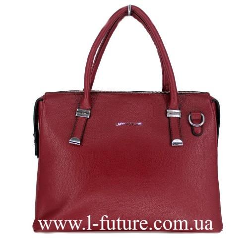 Женская Сумка Арт. 8280 Цвет Красный