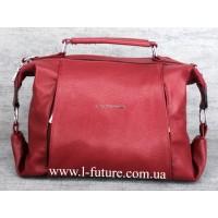 Женская Сумка Арт. 8253 Цвет Красный