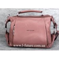 Женская Сумка Арт. 8253 Цвет Розовый
