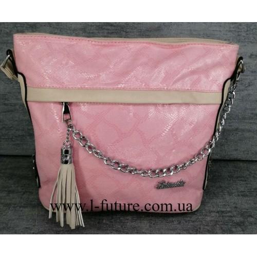 Женская Сумка Арт. 916-1 Цвет Розовый