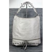Женская Cумка Арт. 8676-2 Цвет Серый