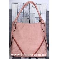 Женская Сумка Арт.F 6085 Цвет Розовый