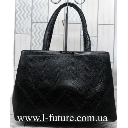 Женская Сумка Арт. M 8121 Цвет Чёрный