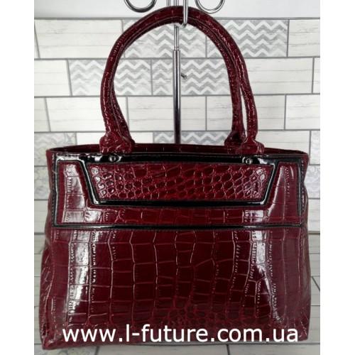 Женская Сумка Арт. 3752 Цвет Красный