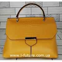 Женская Сумка Арт. Y-752-A Цвет Жёлтый