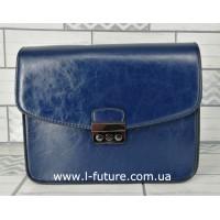 Сумка женская Арт. K-027 Цвет Синий