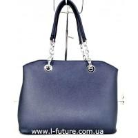 Женская Сумка Арт. 825 Цвет Синий