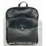 Женская Сумка-Рюкзак Арт.86038 Цвет Чёрный