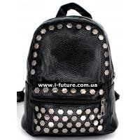 Женский рюкзак Арт. G-014 Цвет Чёрный