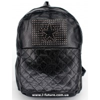 Женский рюкзак Арт. G-004 Цвет Чёрный