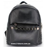 Женский рюкзак Арт. G-006 Цвет Чёрный