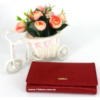 Кошелёк Арт. B109-207 Цвет Красный