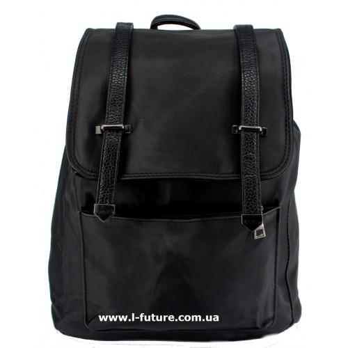 Рюкзак Арт. 816-8 Цвет Чёрный ID-1216