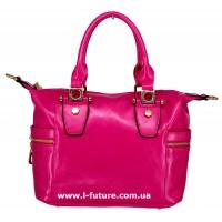 Женская сумка Арт. QJ1527-23557 Цвет Малиновый