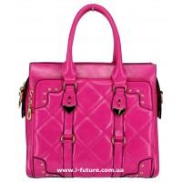 Женская сумка Арт. QJ1527-23559 Цвет Малиновый