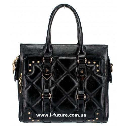 Женская сумка Арт. QJ1527-23559 Цвет Чёрный ID-1245