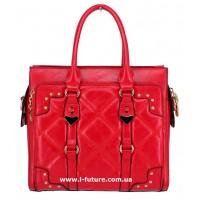 Женская сумка Арт. QJ1527-23559 Цвет Красный