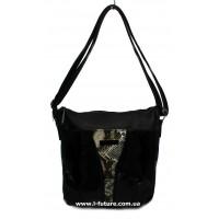 Женская сумка Арт. 832 Цвет Чёрный