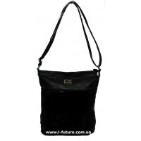 Женская сумка Лазерка Арт. 851 Цвет Чёрный