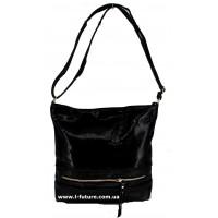 Женская сумка Лазерка Арт. 856 Цвет Чёрный