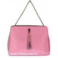 Женская Сумка Арт. 6633 Цвет Розовый