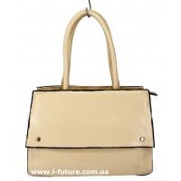 Женская сумка Арт. 8005 Цвет Светлый Беж