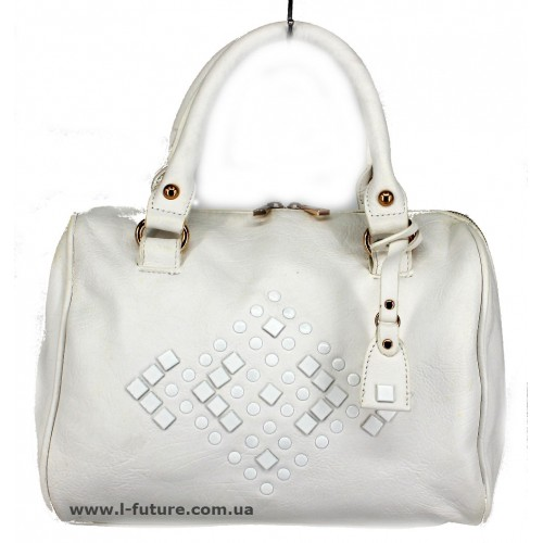 Женская сумка Арт. 954 Цвет Белый ID-1366