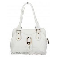 Женская сумка Арт. 258 Цвет Белый