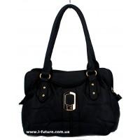 Женская сумка Арт. 258 Цвет Чёрный