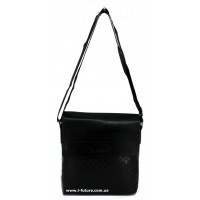 Мужская сумка Арт. 08 Цвет Чёрный