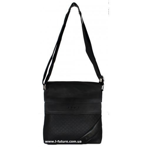 Мужская сумка Арт. 12 Цвет Чёрный ID-1378
