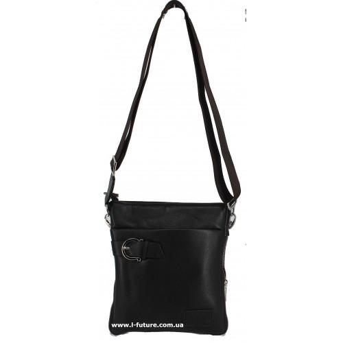 Мужская сумка Арт. 688-3 Цвет Коричневый ID-1385